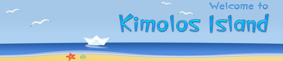 Welcome to Kimolos Island